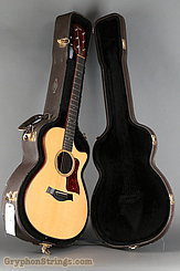 2001 Taylor Guitar 512ce Image 27