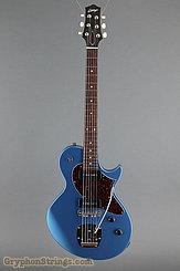 2017 Collings Guitar 360 LT M Pelham Blue Image 10
