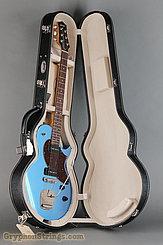 Collings Guitar 360 LT, mastery bridge,Pelham Blue NEW Image 18