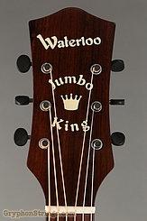 Waterloo Guitar WL-JK, Indian rosewood NEW Image 13