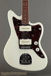 2016 Fender Guitar '65 AVRI Jazzmaster Olympic White Image 10
