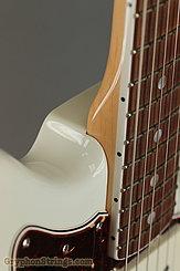 2016 Fender Guitar '65 AVRI Jazzmaster Olympic White Image 18