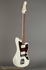 2016 Fender Guitar '65 AVRI Jazzmaster Olympic White Image 2