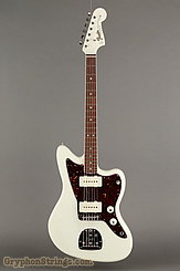 2016 Fender Guitar '65 AVRI Jazzmaster Olympic White Image 9