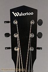 2017 Waterloo Guitar WL-14X, T bar, Sunburst Image 10