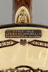 1928 Bacon and Day Banjo Silver Bell #3 Montana Special Image 25