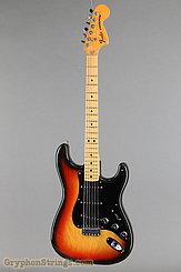 1979 Fender Guitar Stratocaster, sunburst