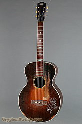 1929 Gibson Guitar Nick Lucas (signed by Lucas)