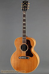 1956 Gibson Guitar J-185 Natural Image 1