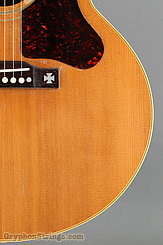 1956 Gibson Guitar J-185 Natural Image 14