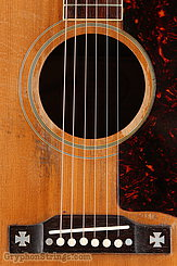 1956 Gibson Guitar J-185 Natural Image 15