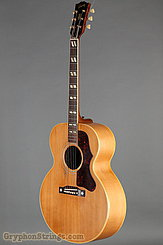 1956 Gibson Guitar J-185 Natural Image 8