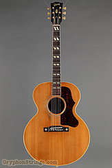 1956 Gibson Guitar J-185 Natural Image 9