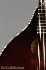 2002 Steve Andersen Mandolin A model oval soundhole Image 11