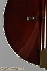 2002 Steve Andersen Mandolin A model oval soundhole Image 13