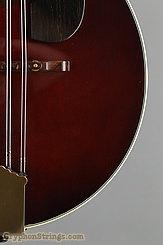 2002 Steve Andersen Mandolin A model oval soundhole Image 14