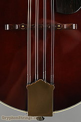2002 Steve Andersen Mandolin A model oval soundhole Image 15