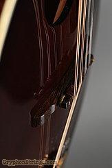 2002 Steve Andersen Mandolin A model oval soundhole Image 16