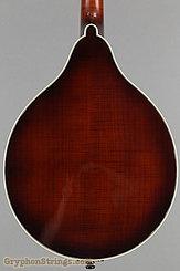 2002 Steve Andersen Mandolin A model oval soundhole Image 17