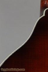 2002 Steve Andersen Mandolin A model oval soundhole Image 18