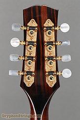 2002 Steve Andersen Mandolin A model oval soundhole Image 24