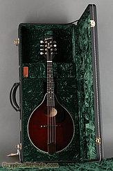2002 Steve Andersen Mandolin A model oval soundhole Image 30