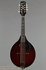2002 Steve Andersen Mandolin A model oval soundhole Image 9