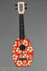 Fluke Ukulele Flea M30, Aloha Red, Soprano NEW Image 9