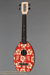 Fluke Ukulele Flea M40, Aloha Red, Concert NEW