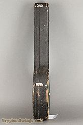 c.1928 Bull's Head/ Harptone Case Smaller Tenor Banjo w/ Resonator Image 2