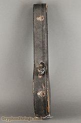 c.1928 Bull's Head/ Harptone Case Smaller Tenor Banjo w/ Resonator Image 4