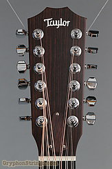 Taylor Guitar 254ce-DLX NEW Image 13