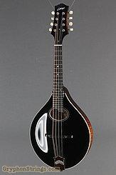 Collings Mandolin MT O, Gloss Black Top, Ivoroid Binding NEW Image 1