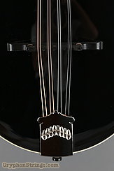 Collings Mandolin MT O, Gloss Black Top, Ivoroid Binding NEW Image 11