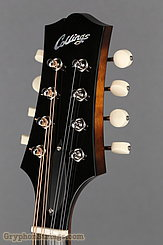 Collings Mandolin MT O, Gloss Black Top, Ivoroid Binding NEW Image 14