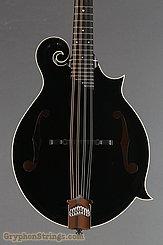 Collings Mandolin MF, Black, Gloss top, Ivoroid binding NEW Image 10