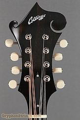 Collings Mandolin MF, Black, Gloss top, Ivoroid binding NEW Image 13