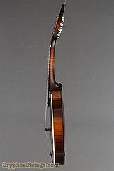 Collings Mandolin MF, Black, Gloss top, Ivoroid binding NEW Image 7