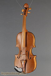 c.1950 Unsigned Violin Folk Fiddle