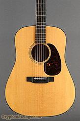 2014 Martin Guitar D-18 Image 10