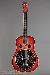 Scheerhorn Guitar L-body Figured Maple, Squareneck NEW Image 9