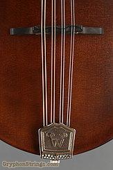 Weber Mandolin Gallatin A14-F2 Faded Leather NEW Image 11