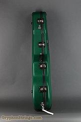 Calton Case Medium Jumbo (OM,000) Green/Silver NEW Image 4