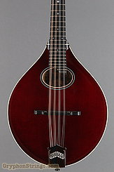 Collings Mandolin MT O, Gloss Merlot Top, Ivoroid Binding NEW Image 10