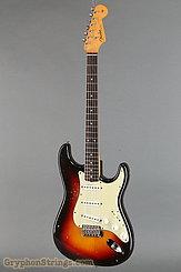 1962 Fender Guitar Stratocaster Sunburst
