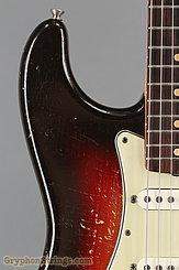 1962 Fender Guitar Stratocaster Sunburst Image 11