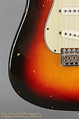1962 Fender Guitar Stratocaster Sunburst Image 13