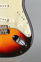 1962 Fender Guitar Stratocaster Sunburst Image 14