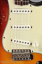 1962 Fender Guitar Stratocaster Sunburst Image 15