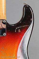 1962 Fender Guitar Stratocaster Sunburst Image 18